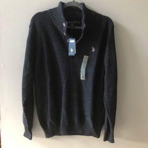 U.S. Polo Assn. Sweater Men's Large NEW